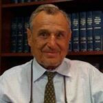 Construction attorney George Wolff